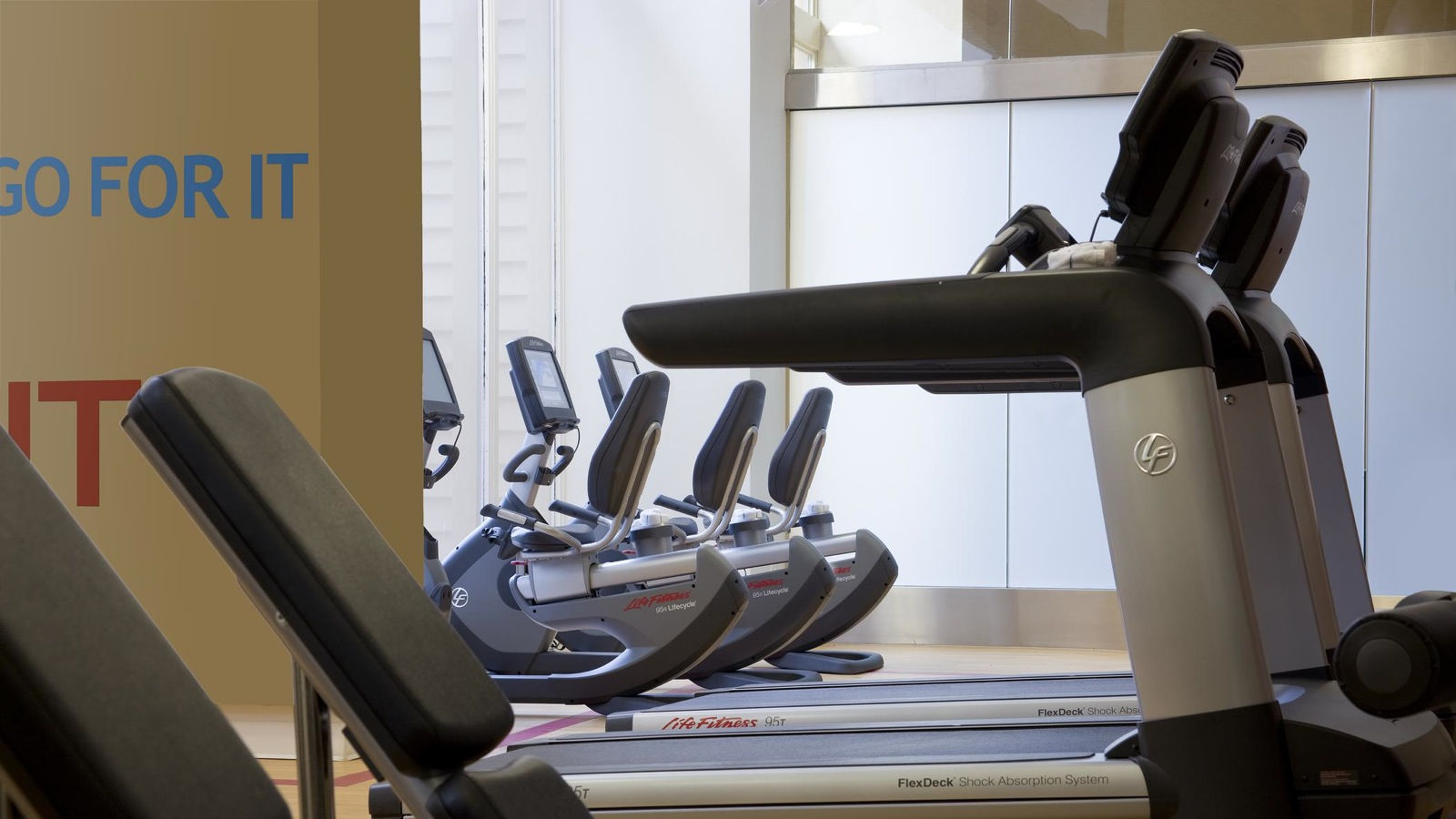 Sheraton Columbia Town Center Hotel | Hotel Features - Fitness Center