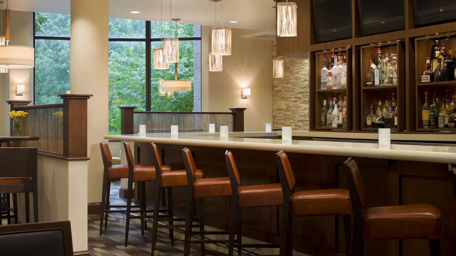 Sheraton Columbia Town Center Hotel | Hotel Features - Dining